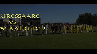 FC Kuressaare TV_ EL - FC Kuressaare vs Nõmme Kalju II - 11.06.2014