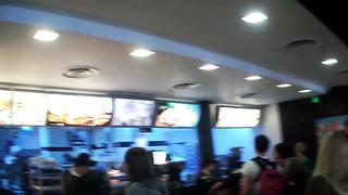 Inside First McDonald's in Estonia