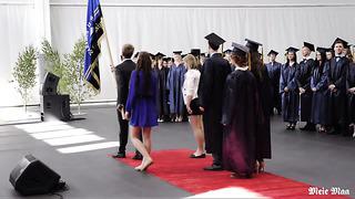 Kuressaare Gümnaasiumi lõpetamine 2014