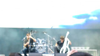 2Cellos - Thunderstruck, Tallinn Star Weekend 27.06.2014