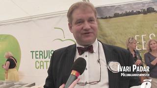 Ivari Padar räägib Eesti toidust!