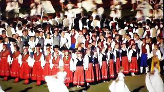 XIX Tantsupidu 2014, 4 Juuli - Estonia, Tallinn