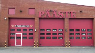 Eliitkomando ja tuletõrjespordi Eesti meistrivõistlused 10-11. juuli 2014