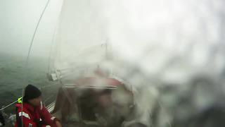 Kärdla (Estonia) - Vänö (Finland), sailing time-lapse 2014-06-30
