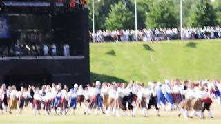 Эстония - праздник танца и песни - 06.07.2014