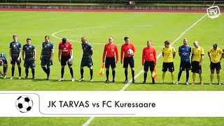 Rakvere JK Tarvas - FC Kuressaare 2_2 (0_2)