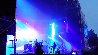 Bastille - No Scrubs (Live @ Ollesummer, Tallinn, July 9, 2014)