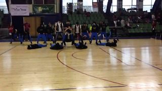 Dance studio KAPRIZE _ Estonia CUP 2013 _ Hip hop ADULT formation 1st place