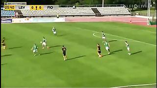 FC Levadia Tallinn - SP La Fiorita (Second Match) _ UEFA Champions League 2014-2015