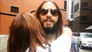 Jared Leto in Tallinn, Estonia 15.07.2014