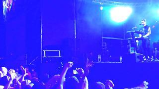 Bastille - Flaws _ Live @ Öllesummer, Tallinn 9.7.2014