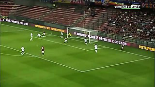 ★ SPARTA PRAGUE 7-0 LEVADIA TALLINN ★ UEFA Champions League 2014-15 - All Goals ★