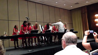 Arsis Youth Handbell Choir from Estonia