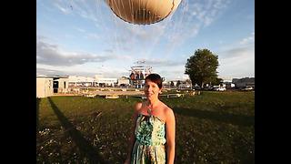 fotoViktorBurkivski19JUL2014B _ Sigre Luts _ Balloon Tallinn _ Merepäevad