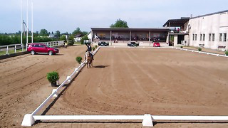 Marii ja Rokit, Baltic Dressage League ESTONIA 2014