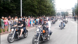 Narva Bike 2014 _ Нарва байк 2014, Estonia _ Эстония