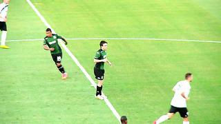 Видеообзор ответного матча 2-го кв. раунда Лиги Европы «Краснодар» - «Силламяэ Калев» (Эстония)