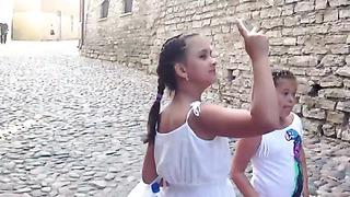 Лето2013. Эстония. И Танцующий Голубь