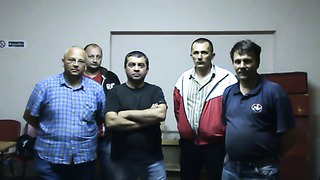 Interviu membri columbofili centru Radauti Romania imbarcare maraton Tartu 23 iulie 2014
