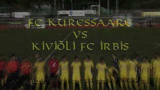 FC Kuressaare TV_ FC Kuressaare vs Kiviõli FC Irbis - EL - 26.07.2014
