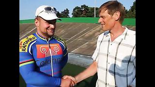 fotoViktorBurkivski29JUL2014B _ Daniel Novikov ja Urmas Karlson _ EESTI MV TREKISÕIDUS