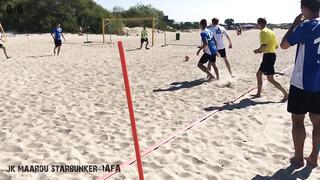 Beach Soccer Suveliiga 5 etapp _ JK Maardu Starbunker-IAFA