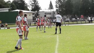 EMV Olümpiaragbis 2014 • I etapp Märjamaal • Märjamaa Vikat 30_0 Narva Patriots 1. poolaeg