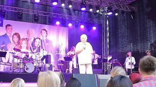 Ivo Linna- Aita mööda saata öö (Pärnu Vallikäärus juubeligalal)