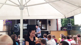 Lenno Kuurmaa - Comedy Estonia Night Pärnu 23.07.14 @ Fookus