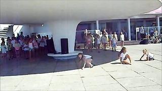 Maerobic tantsustuudio Pärnu tantsib 2014 Contemporary jazz