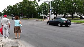 Narva bike 2014 мото парад