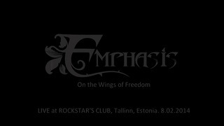 On the Wings of Freedom - Emphasis (2014)