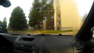SJ4000 тестирование (Таллинн)
