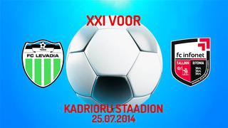 XXI voor Tallinna FC Levadia - Tallinna FC Infonet 2_3 (0_2)