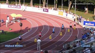 Eesti MV 2014 - Mehed 800m