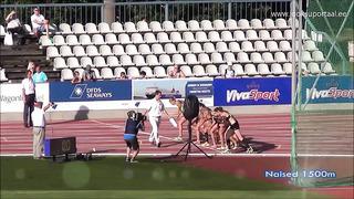 Eesti MV 2014 - Naised 1500m