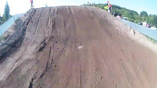 Onboard video - Practice Kivioli, Estonia European Championship Quads Mike van Grinsven 03-08-2014