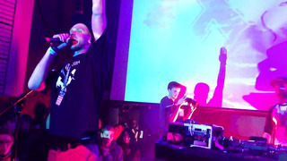 Projekt Nebula - Sitapea (Audioholic remix) LIVE @ Tallinn Music Week