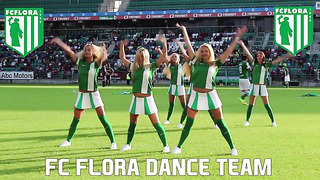 TV FLORA_ FC FLORA DANCE TEAM