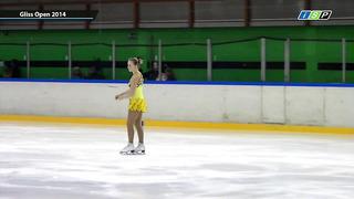 Alesja Doborovitš LP 2014 Gliss Open, Tallinn EST [HD]