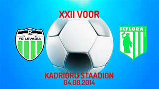 XXII voor Tallinna FC Levadia - Tallinna FC Flora 1_1 (0_0)