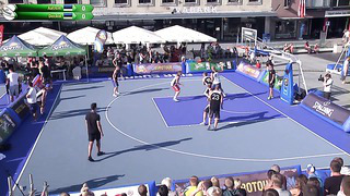3x3 EuroTour Sprite Tallinn Open 2014 (Saturday, amateur final)
