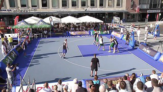 3x3 EuroTour Sprite Tallinn Open 2014 (Saturday, elite bronze)