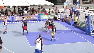 3x3 EuroTour Sprite Tallinn Open 2014 (Saturday, recap)